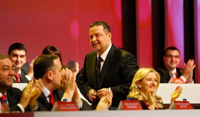 Kako je Dačić zasmejao učesnike konferencije u Briselu