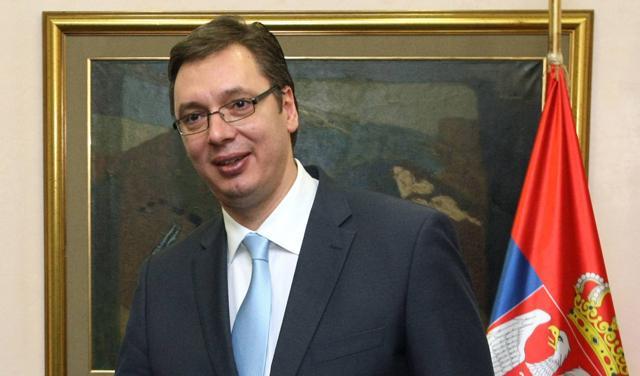 Vučić poručio građanima: Biće gasa, ne brinite