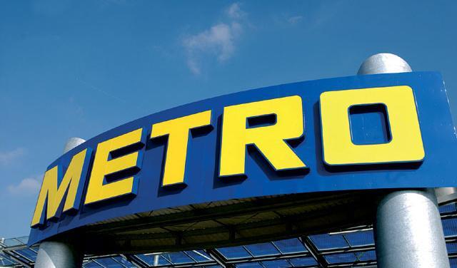 Metro napušta Grčku