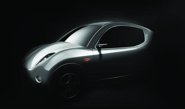 FOTO: Belgijski mini elektroautomobil, ali cena...