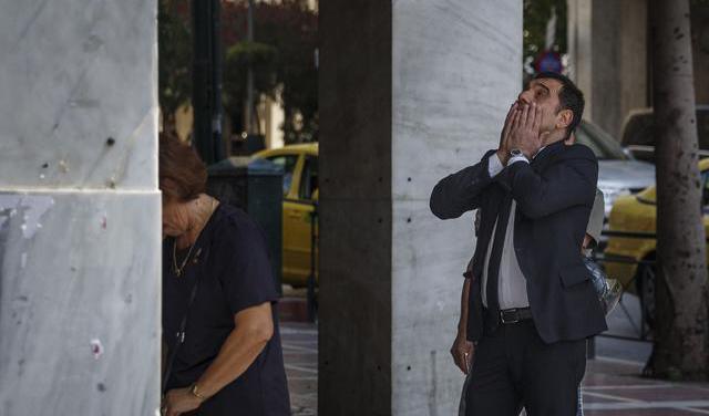 Grčki bankrot biće najveći u istoriji