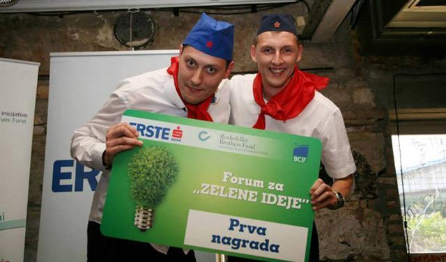 Započeli biznis i ide im dobro: Zeleni hostel u Užicu