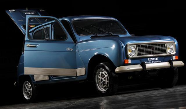 Foto vest: I Čuveni Renault 4 dobija naslednika?