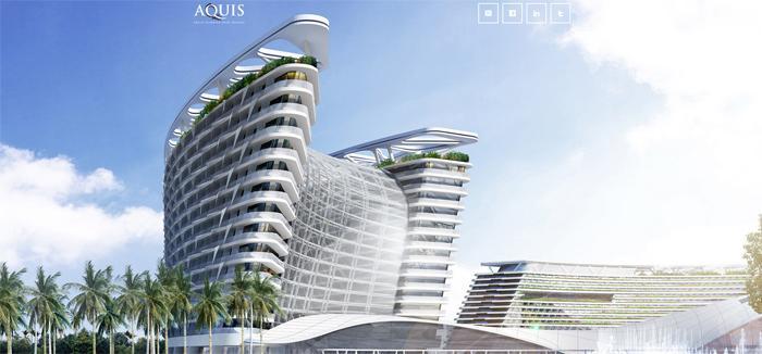 Najviši hoteli na svetu Aqua3