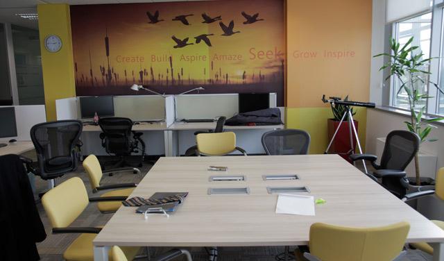 FOTO: Kako izgledaju kancelarije Microsofta u Srbiji?
