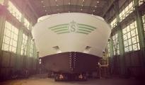 Novi kruzer iz brodogradilišta u Zasavici