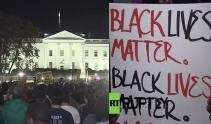 `Black lives matter` ispred Bele kuće