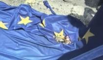 I Grci imaju svog Šešelja: Palili zastavu EU