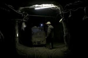 Kosovo Strike Trepca Mine
