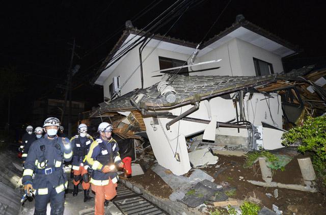 Beta/Tomoaki Ito/Kyodo News via AP