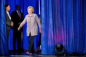 I ZVANIČNO: Hilari prva žena kandidat za predsednika