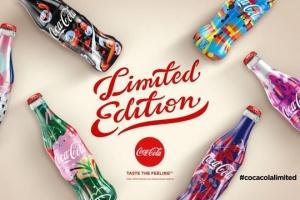 Koka-kola u saradnji sa domaćim umetnicima: Jedinstvena serija dizajniranih flašica