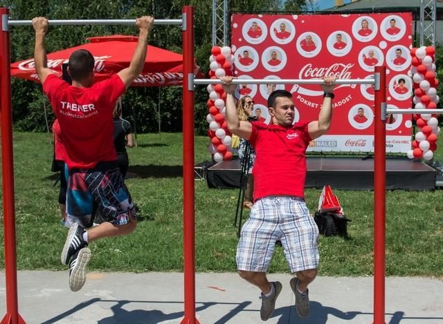 Aktivna-zona-trening-Coca-Cola