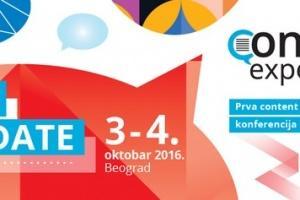 Početkom oktobra prva konferencija o content i digital marketingu u Srbiji