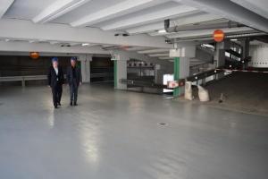 Beograd: Od danas radi garaža u Masarikovoj