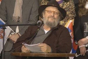 """IZJAVA DANA: Božovićev """"Dante na đubrištu"""""""