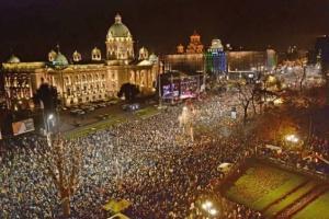 Ovako se dočekuju srpski olimpijci (FOTO)