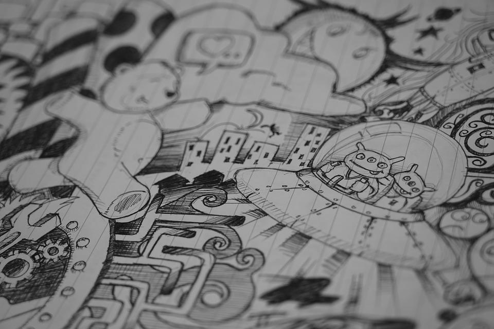 art-doodles