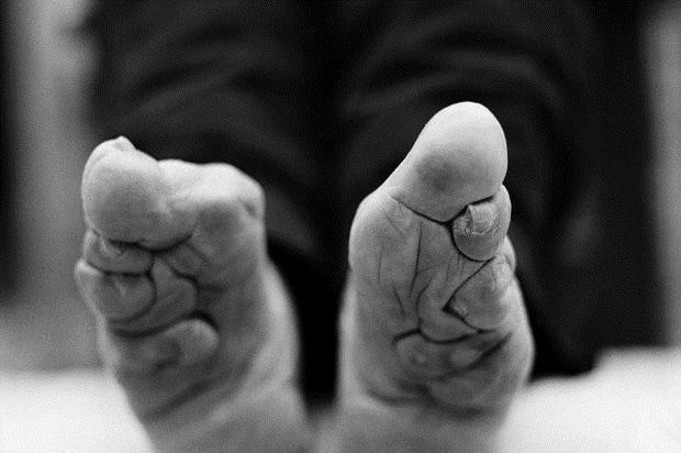 uvezana stopala, printscreen