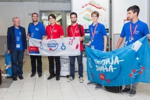 Uspeh mladih hemičara na Međunarodnoj olimpijadi