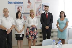 Foto vest: Otvorena Rosa škola roditeljstva u Surdulici