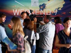 07.09.2016., Zagreb - U kavani Johann Franck odrzana konferencija za novinare organizatora Weekend media festivala koji ce se odrzati u Rovinju od 22. do 25.09. Photo: Slavko Midzor/PIXSELL