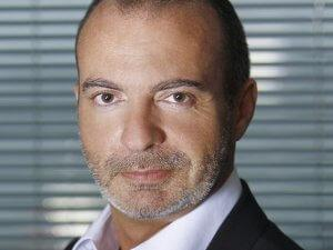 5 April 2012: Thierry Nicolet, Schneider Electric, Global Marketing, France, Senior Vice President Press Relations