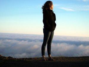 žena, planina, vrh, snaga_pixabay