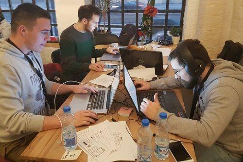Belgrade connect 3 - break aphasia