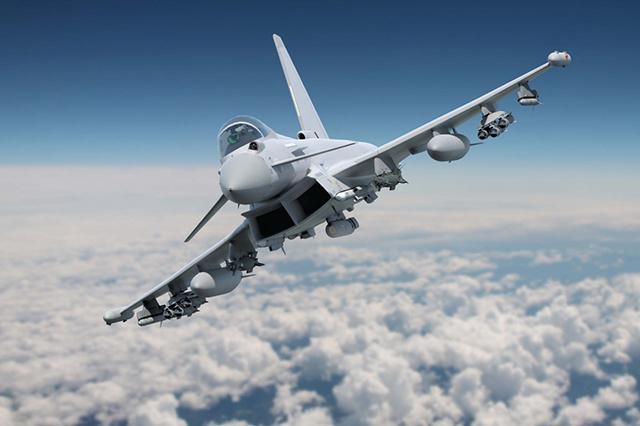 EurofighterAvion