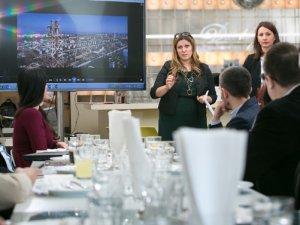 MOL Serbia_Predstavljanje poslovnih rezultata za 2016_Bianca Vasilescu generalna direktorka MOL Serbia