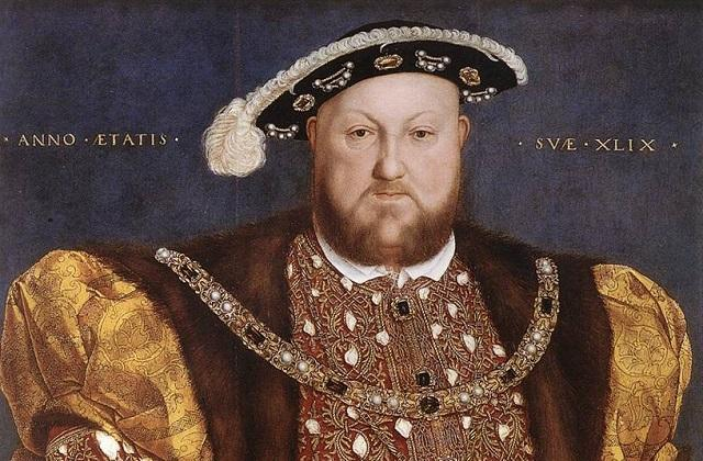 Henri VIII_Wikimedia