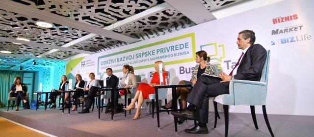 Odrzivi razvoj srpske privrede
