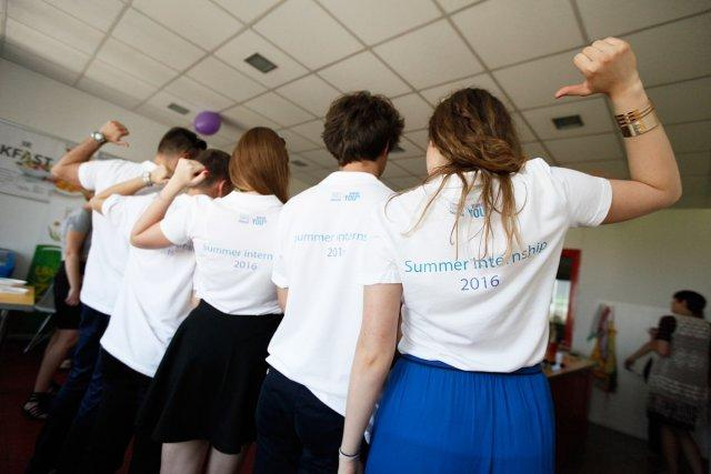 Učesnici prošlogodišnjeg 'Summer Internship' programa