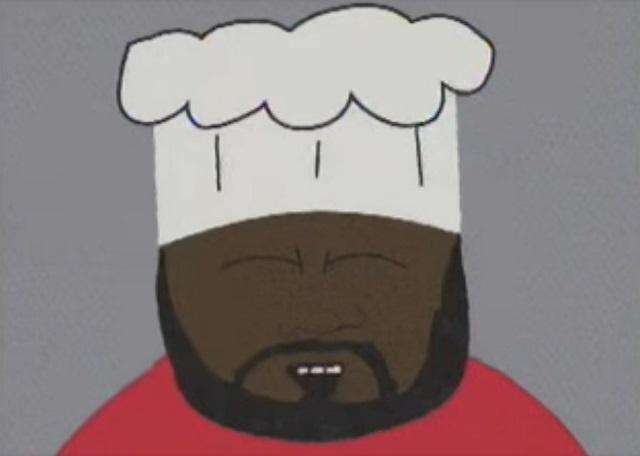 chef south park_youtubeprintscreen