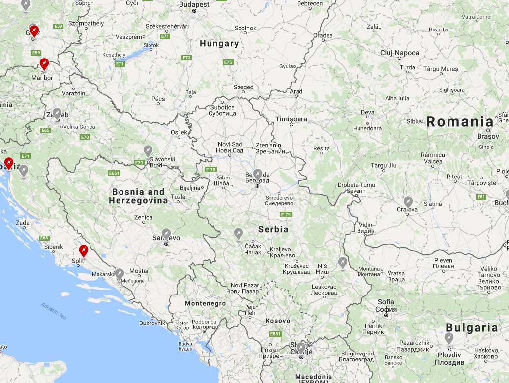 tesla_mapa