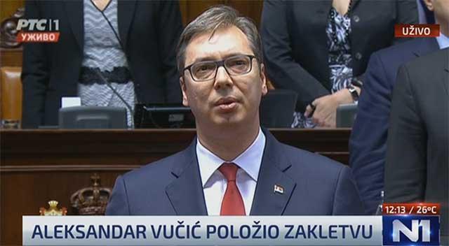 Vucic_zakletva_screenshot