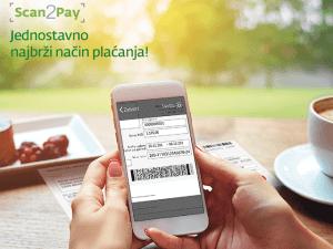 Sberbank Srbija - Scan2Pay