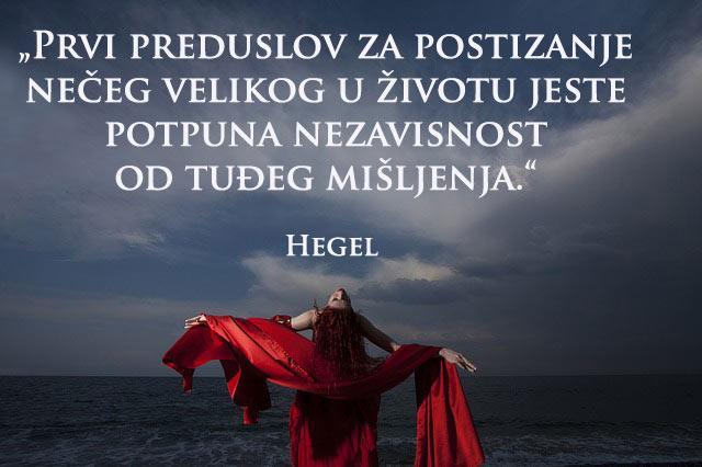 hegel-savet