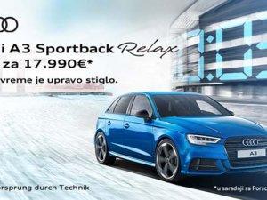 Audi-A3-SB-Relax-Promo