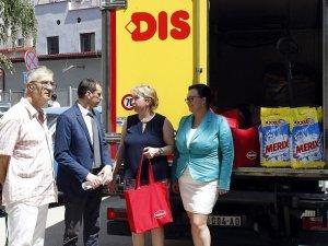 Donacija kompanija Henkel Srbija i DIS porodilistu u Nisu