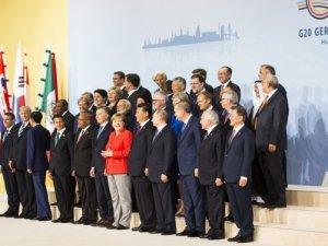 Familienfoto G20-Gipfel.