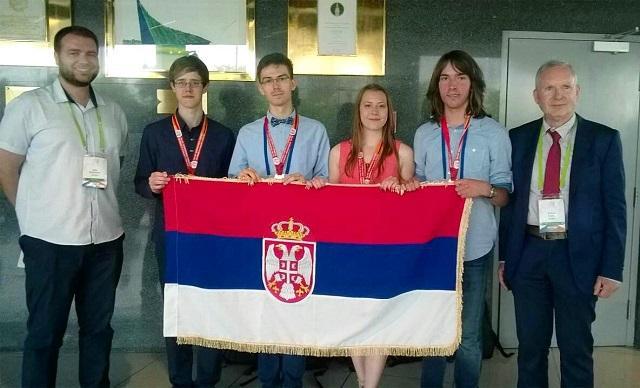 Hemijska olimpijada - pobednici