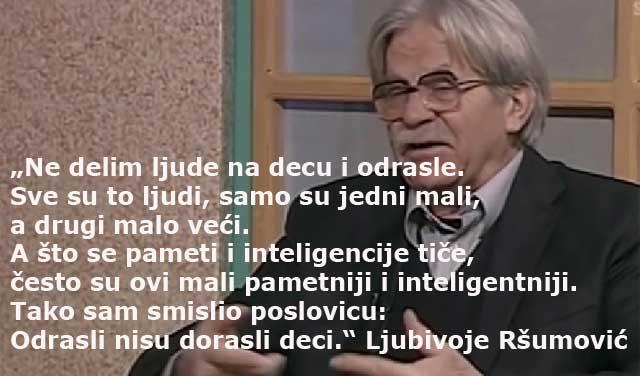 Ljubivoje_Rsumovic_savet