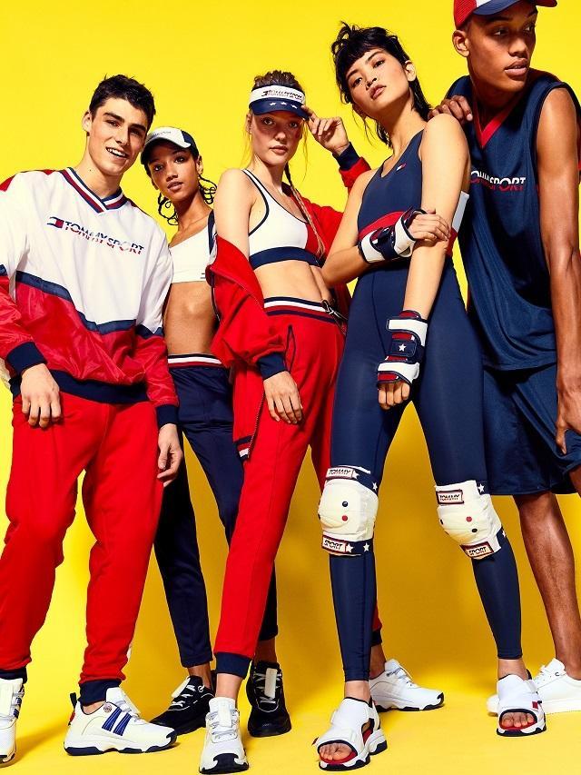 fd4190804a Američki brend Tommy Hilfiger pokrenuo novu Tommy sport kolekciju (FOTO) -  Bizlife.rs